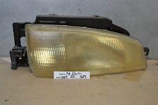 1992-1993 Hyundai Elantra Right Pass Front Genuine OEM Head light 43 3N5