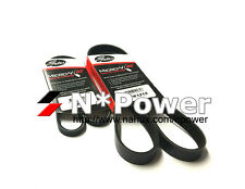 Gates DRIVE BELT SET FOR BMW 318i 09.1998-12.2001 1.9L SOHC E46 M43TUB19 manual