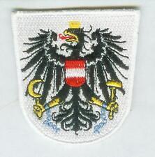Österreich Wappen Aufbügler,Aufnäher,Coat of Arms Patch ,Austria,Autriche