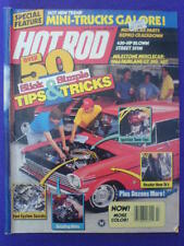 HOT ROD - TIPS & TRICKS - July 1988 vol 41#7
