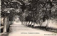 CPA Laon Promenade de la Couloire (p92249)