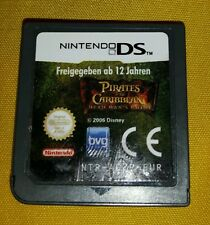 PIRATES OF CARIBBEAN DEAD MAN'S CHEST - Nintendo DS - NDS - Game Gioco &