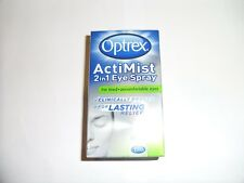OPTREX ACTIMIST 2-in-1 EYE SPRAY 10ml - TIRED + UNCOMFORTABLE  EYES