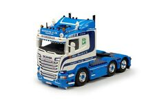 Tekno 67616 Scania R New Streamline Low Cab Mussche Belgium