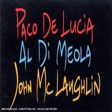 Paco de Luc a, Paco de Lucía - Guitar Trio [New CD]