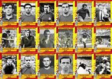 Spain 1964 European Championship winners football trading cards Euro 1964