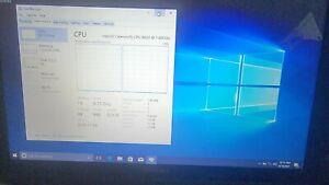 Toshiba Satellite C855-S5347 celeron 1.8ghz 4gb ram 320gb hdd fresh windows 10