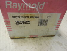 1988 - 1991 Buick Skylark FWD Brake Master Cylinder 39583