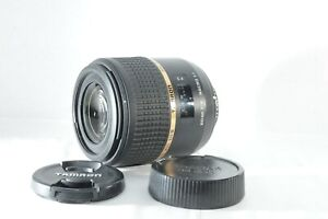 Tamron for Nikon 60mm F2 Lens Good used cond w/  covers