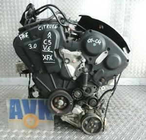 Motor XFX 3.0 V6, Citroen C5 I DC  Limousine Kombi