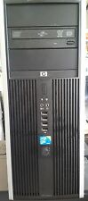 HP Elite 8000 PC Core 2 Quad 4x 3,0GHz 4GB 500GB DVD Display-Port Windows 7