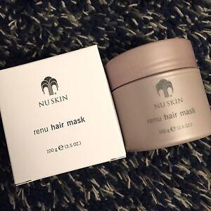 Nu Skin Nuskin Renu Hair Mask Deep conditioning treatment Provide Hydration NEW