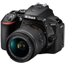 Nikon D5600 24.2MP DX-Format Digital SLR Camera w/ AF-P 18-55mm f/3.5-5.6G VR