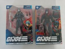G.I. Joe Classified Series Special Missions Cobra Island Viper & Cobra Commander