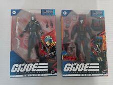 G.I. Joe Classified Series Special Missions Cobra Island Viper & Cobra Commander