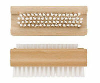 Elliott Double Sided Wood FSC Nail Bath Cleaning Hand Foot Nail Care Brush