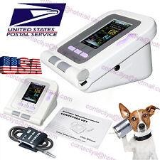 Vet FDA Veterinary Digital Blood Pressure Monitor CONTEC08A,NIBP+cuff,Contec USA