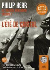 L'été de cristal - La trilogie berlinoise 1 - Philip Kerr | Livre audio (neuf)