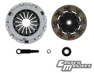 Clutchmasters FX300 for 89-01 Nissan 300ZX GTR R32 R33 R34 HD Organic Disc