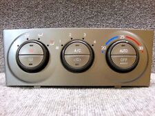 2002 2007 Subaru Forester SG5 AC Heater Climate Control JDM OEM