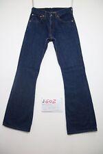 Levis 516 bootcut (Cod.J602) Taille 42 W28 L34 jeans d'occassion boyfriend femme