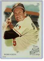 Brooks Robinson 2019 Allen and Ginter 5x7 #75 /49 Orioles