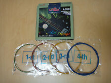Alice  4-String Electric Bass Guitar Strings Multi-colored 0.04~0.095 inch