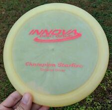Rare Pearly Pfn Starfire Innova Disc Golf
