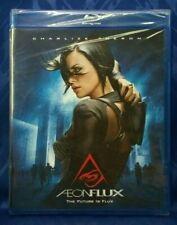 Aeon Flux Blu-ray 2005 sealed, Charlize Theron & Marton Csokas, Paramount