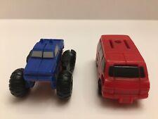 Transformers G1 lot 1980?s Micromasters Macau Takara Hasbro 1988