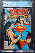 WONDER WOMAN #88 Brian Bolland GGA 1994 DC Classic SUPERMAN-c/s CGC NM+ 9.6