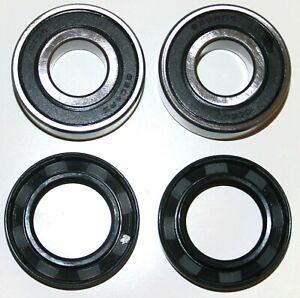 Yamaha MT07 Front Wheel Bearings & Seals 2014 - 20 ABS & Non ABS. Free Post