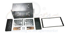 CT23KI03 Kia Sorento MK2 2006-2010 Double Din Stereo Facia Kit