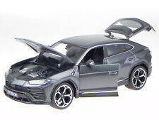 Lamborghini Urus grey diecast model car 11042 Bburago 1:18