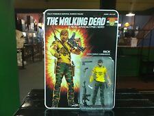 2017 McFarlane Toys Shiva Force The Walking Dead RICK GRIMES NORMAL Figure MOC