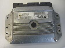 Motorsteuergerät / Steuergerät Renault Modus 1,6 16V 8200376474 S3000 #99 *