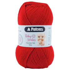 Patons Fairytale Fab Baby Smiles 4 Ply 50g Yarn Knitting