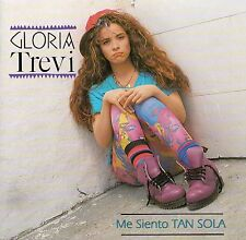 GLORIA TREVI        Me siento tan sola    USA  CD  1992  BMG  Hard to Find!