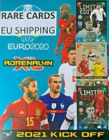 Limited Editon Euro 2020 2021 Kick Off Panini Adrenalyn XL XXL Nordic