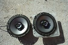 Sony Xplode 2 Way Speaker Pair XS-GT1625A