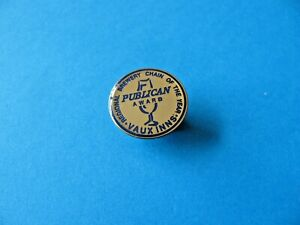Publican Awards Brooch / Badge VAUX Inns brewery Chain Of The Year. Unused.
