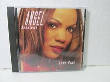 Angel Sessions Love Ride 1999 CD From Volt Record cd11556