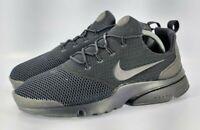 Nike Presto Fly Athletic Running Training Shoe Mens Size 9.5 908019-001 Black