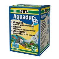 JBL Aquadur - 250 g - Wasseraufbereiter KH Mineralien Wasserzusatz Aquarium GH