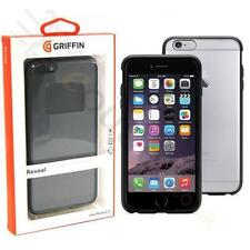 Griffin Reveal CARCASA FUNDA PARA IPHONE 6 Plus / 6s - Negro/transparente NUEVO