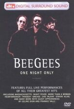 Bee Gees, The - One Night Only (DVD, 2004) DTS SURROUND SOUND VERSION