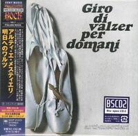 ARTI & MESTIERI-GIRO DI VALZER PER DOMANI-JAPAN MINI LP BLU-SPEC CD2 Ltd/Ed E51