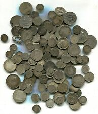 More details for 434 grams of  world  silver coins, some .925 ,some scrap others resale