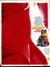 Bravo--Starschnitt-- SMOKIE  -- 1977 -- Teil  3 / 4 --