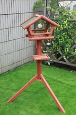 Petsfit Bird Tables with Asphalt Shingles and Feeder Tray